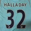 200809諾丁漢森林GK--32 Halladay (For Roy Halladay)