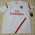 Arsenal 201112 Training White - 正面.JPG