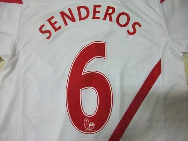 Arsenal 201112 Training White - 6 Philippe Senderos.JPG
