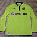 Borussia Dortmund 201213 Home - 正面