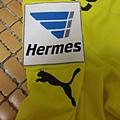 Borussia Dortmund 201213 Home - Hermes章