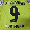 Borussia Dortmund 201213 Home - 9 Robert Lewandowski