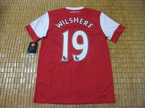Arsenal 201011主場--背面.JPG