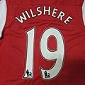Arsenal 201011主場--19 Jack Wilshere.JPG