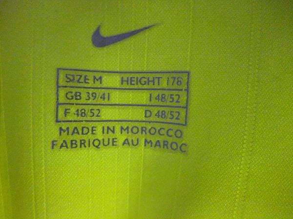 Arsenal 200304客場--Size M.JPG