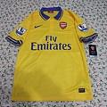 Arsenal 201314客場--正面.JPG