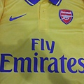 Arsenal 201314客場--胸前.JPG