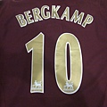 Arsenal 200506主場--10 Dennis Bergkamp.JPG