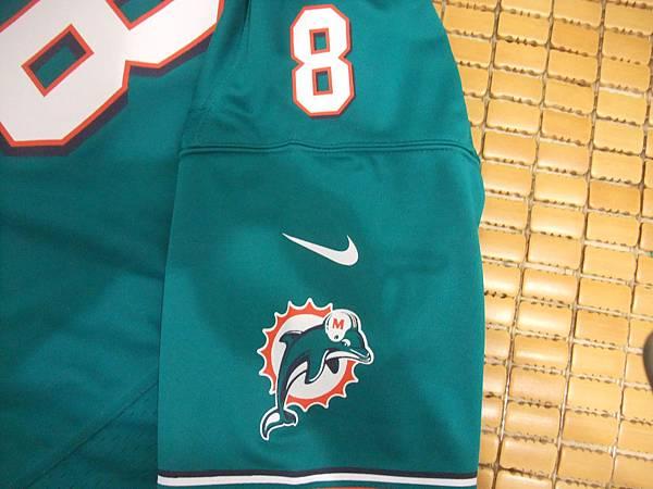 Matt Moore Miami Dolphins 201213 Home--袖口.JPG