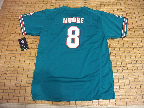 Matt Moore Miami Dolphins 201213 Home--背面.JPG