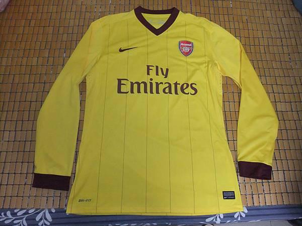 Arsenal 201213 Third--正面.JPG