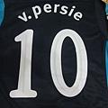 Arsenal 201112歐冠客場球員版--10 Robin van Persie.JPG