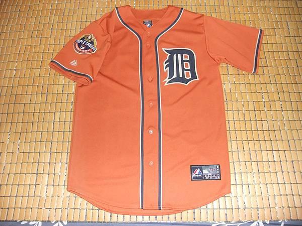 Detroit Tigers Fashion--新正面