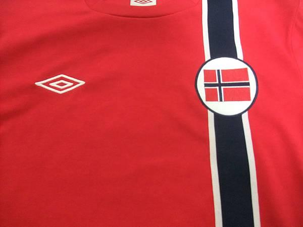 Norway 201214主場--胸前