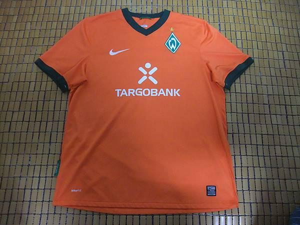 Werder Bremen 2009-10 3rd--正面.JPG