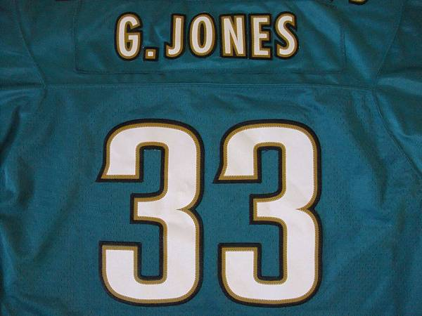 Jackson Jaguars 200408(H) - 33 Greg Jones.JPG