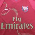 Arsenal 200708 Training Red - 胸前.JPG