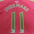 Arsenal 200708 Training Red - 11 Marc Overmars.JPG