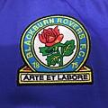 07-08 Blackburn Rovers 主場--隊徽.JPG