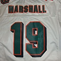 Miami Dolphins 201012 Road -- 19 Brandon Marshall.JPG