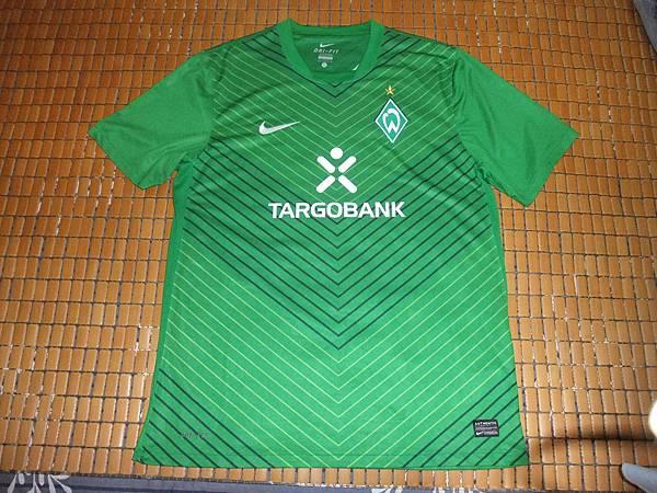 Werder Bremen 2011-12 Home--正面.JPG