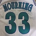 夏洛特黃蜂1992-95 Replica (H)--33 Alonzo Mourning.JPG