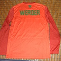 Werder Bremen 2011-12 球員版Pre-Match Training--背面.JPG