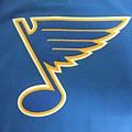 聖路易藍調 201617 Winter Classic--胸前隊徽.JPG