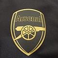 Arsenal 201516 Third--隊徽.JPG
