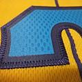 New Orleans Hornets 201011 Alternate - 新版電繡.JPG