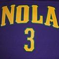 New Orleans Hornets 200911狂歡節 - 胸前.JPG