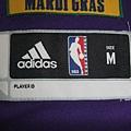 New Orleans Hornets 200911狂歡節 - Size M.JPG