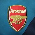 Arsenal 201415 Third--隊徽.JPG