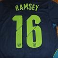 Arsenal 201415 Third--16 Aaron Ramsey.JPG