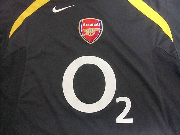 Arsenal 200506 Training--胸前.JPG