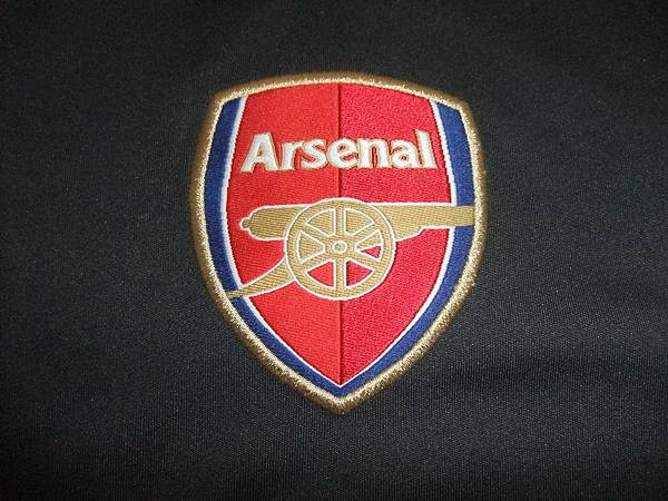 Arsenal 200506 Training--隊徽.JPG