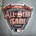 Detroit Tigers 2005 All Star (A)--明星賽臂章.JPG