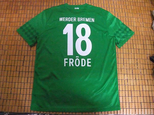 Werder Bremen 2012-13 Home--背面.JPG