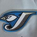 多倫多藍鳥200911 Away - 隊徽章.JPG