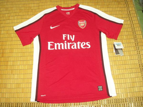 Arsenal 200809主場--正面