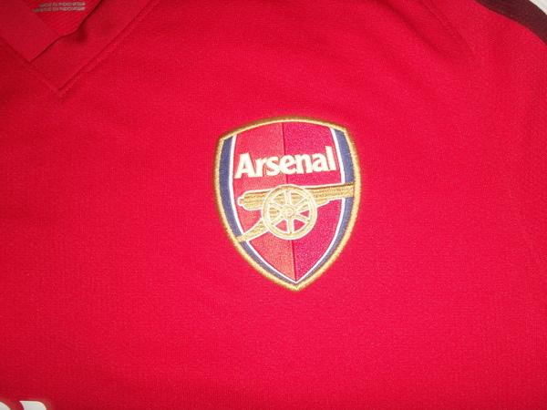 Arsenal 200809主場--隊徽