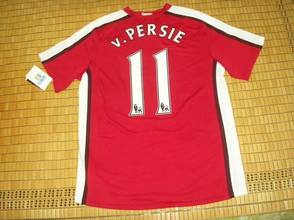Arsenal 200809主場--背面