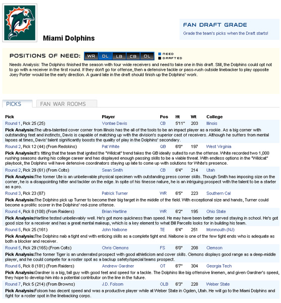 Dolphins 2009 Draft.bmp