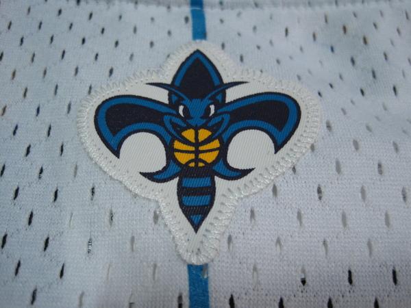 2009 NO Hornets主場--隊徽.JPG