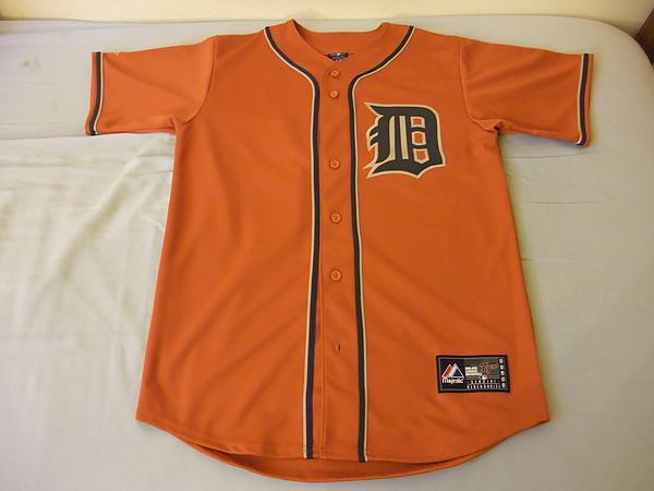 Detroit Tigers Fashion--正面.JPG
