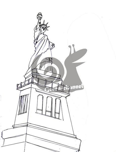 自由女神像-01線稿.jpg