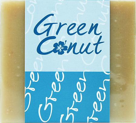 綠果紓緩緊繃手工皂:艾草穩心皂
