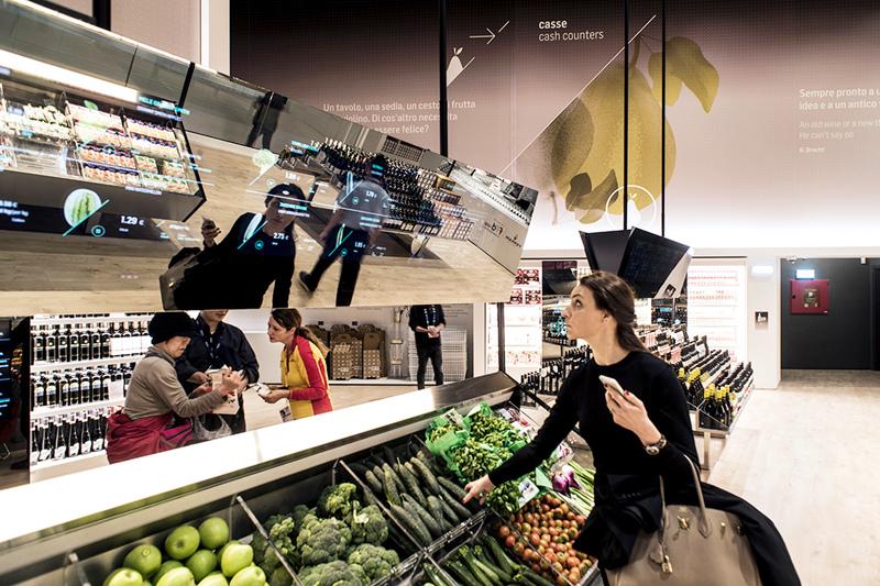 慢食文化運動, Slow Food, Oscar Farinetti, Eataly 超市餐廳, 未來超市, 綠果報導, 義大利傳統, 紐約慢食, 當季作物, 當季食材, dumpster diving, 新的飲食習慣, 反麥當勞運動, 萬國博覽會, 米蘭, 環境保護, 履歷食物, 產地追朔, 食物篩選, 公平交易