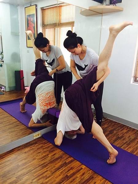 2016529 瑜珈課