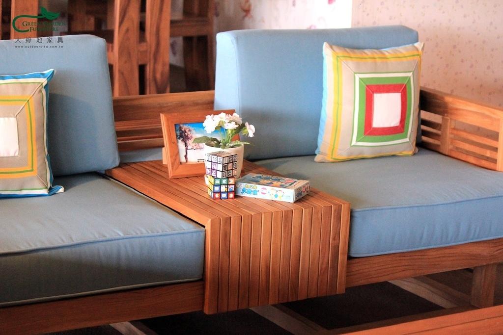 柚木沙發2